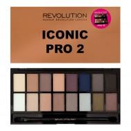 Палетка теней MakeUp Revolution Iconic Pro 2: фото