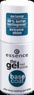 Базовое покрытие Essence THE GEL base coat: фото