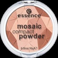Пудра компактная Essence Mosaic мультиколор т.01: фото