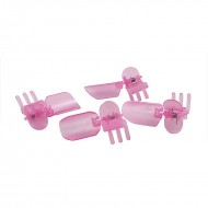 Колпачки для защиты лака Holika Holika Nail Dry Cover 10 шт: фото