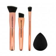 Набор кистей и спонжа для скульптурирования Ultra Sculpt & Blend Collection Brush Makeup Revolution: фото