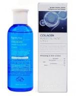 Тонер увлажняющий с коллагеном FARMSTAY Collagen water full moist toner 200 мл: фото