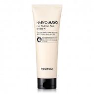 Маска для волос питательная TONY MOLY Haeyo mayo hair nutrition pack 250 мл: фото