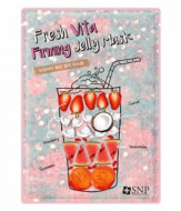 Маска для лица SNP Fresh vita firming jelly mask 25 мл: фото