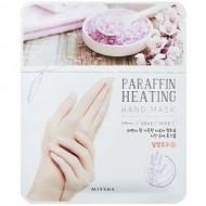 Парафиновая маска для рук MISSHA Paraffin Heating Hand Mask: фото