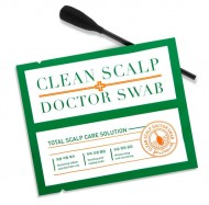 Пилинг для кожи головы A'PIEU Clean Scalp Doctor Swab 5мл*2шт: фото