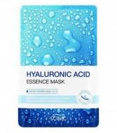 Тканевая маска увлажняющая с гиалуроновой кислотой SCINIC Hyaluronic acid essence mask