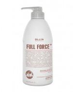 Шампунь интенсивный восстанавливающий с маслом кокоса OLLIN Full Force 750мл: фото