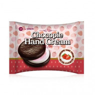 Крем для рук THE SAEM Chocopie Hand Cream Strawberry 35мл: фото