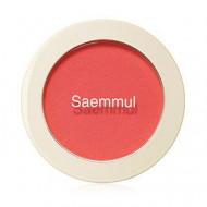 Румяна THE SAEM Saemmul Single Blusher RD01 Dragon Red 5гр: фото