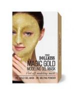 Маска для лица гелевая с золотом Baviphat Urbandollkiss Magic Gold Modeling Gel Mask 50г/5г: фото