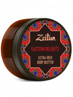 """Крем-масло для тела Zeitun """"Восточные сладости"""". Питательное, 200 мл: фото"""