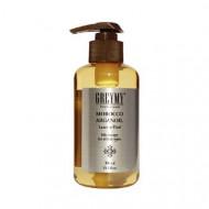 Марокканское аргановое масло Greymy Professional Shine 300 мл: фото