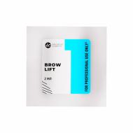 Саше с составом #1 для долговременной укладки бровей BROW LIFT, 2мл: фото